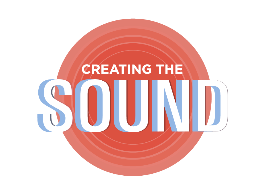 Creating the Sound logo