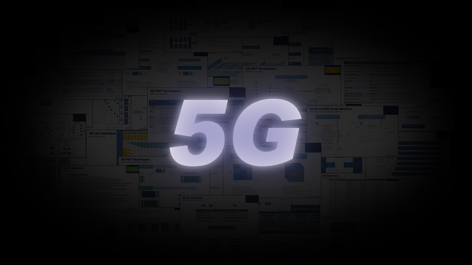 Starting with 5G?