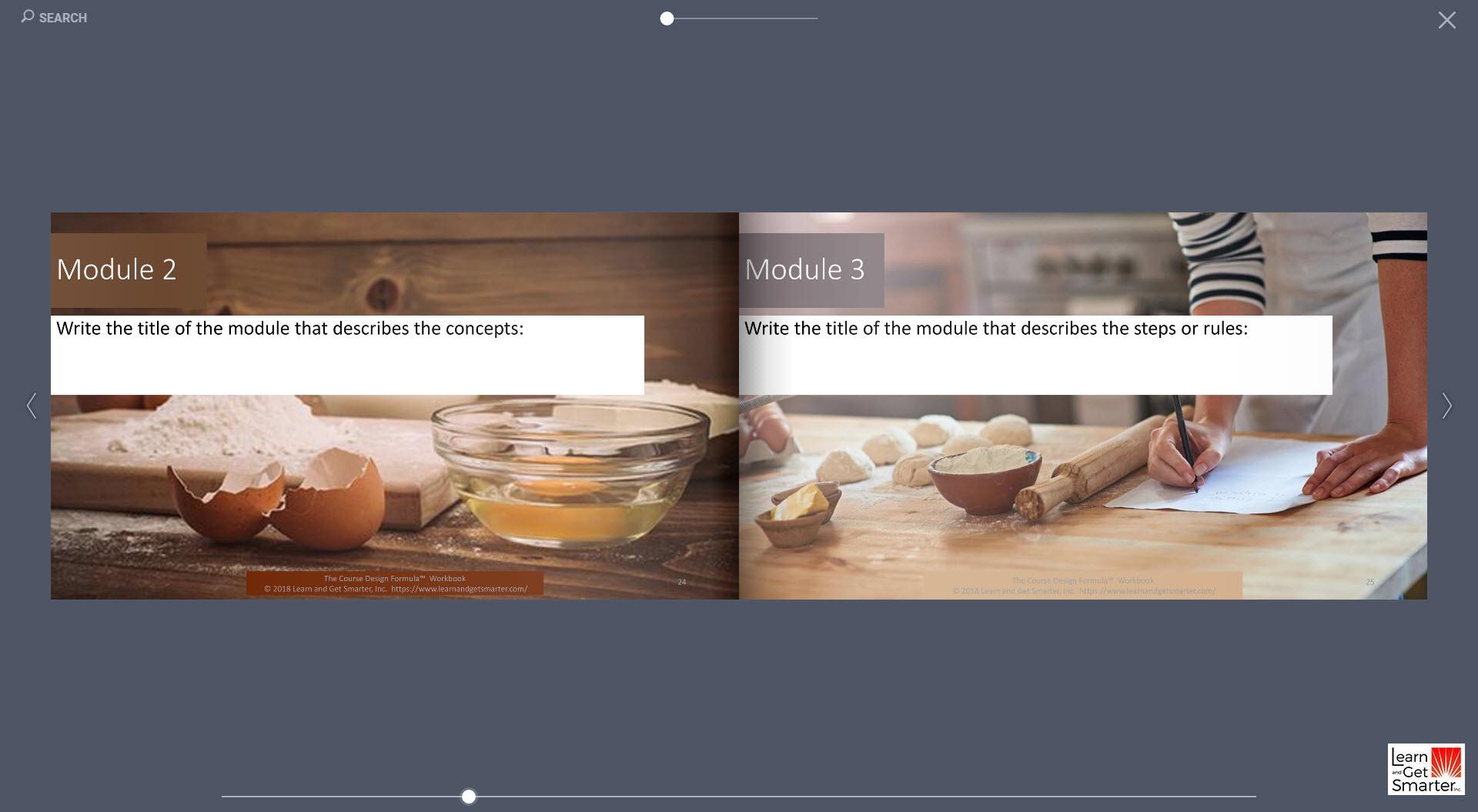 Gorgeous digital workbooks