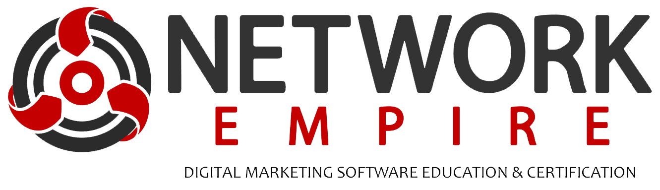 Network Empire Digital Marketing Software Coaching | Training | Courses | Consulting