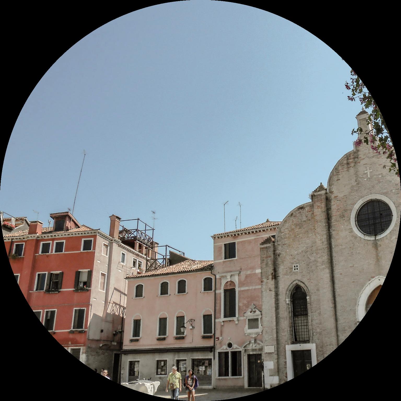 Marjorie Sterne | OG Venice Italy Travel Guide