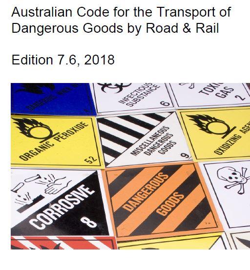 ADG Regulations - 7.6
