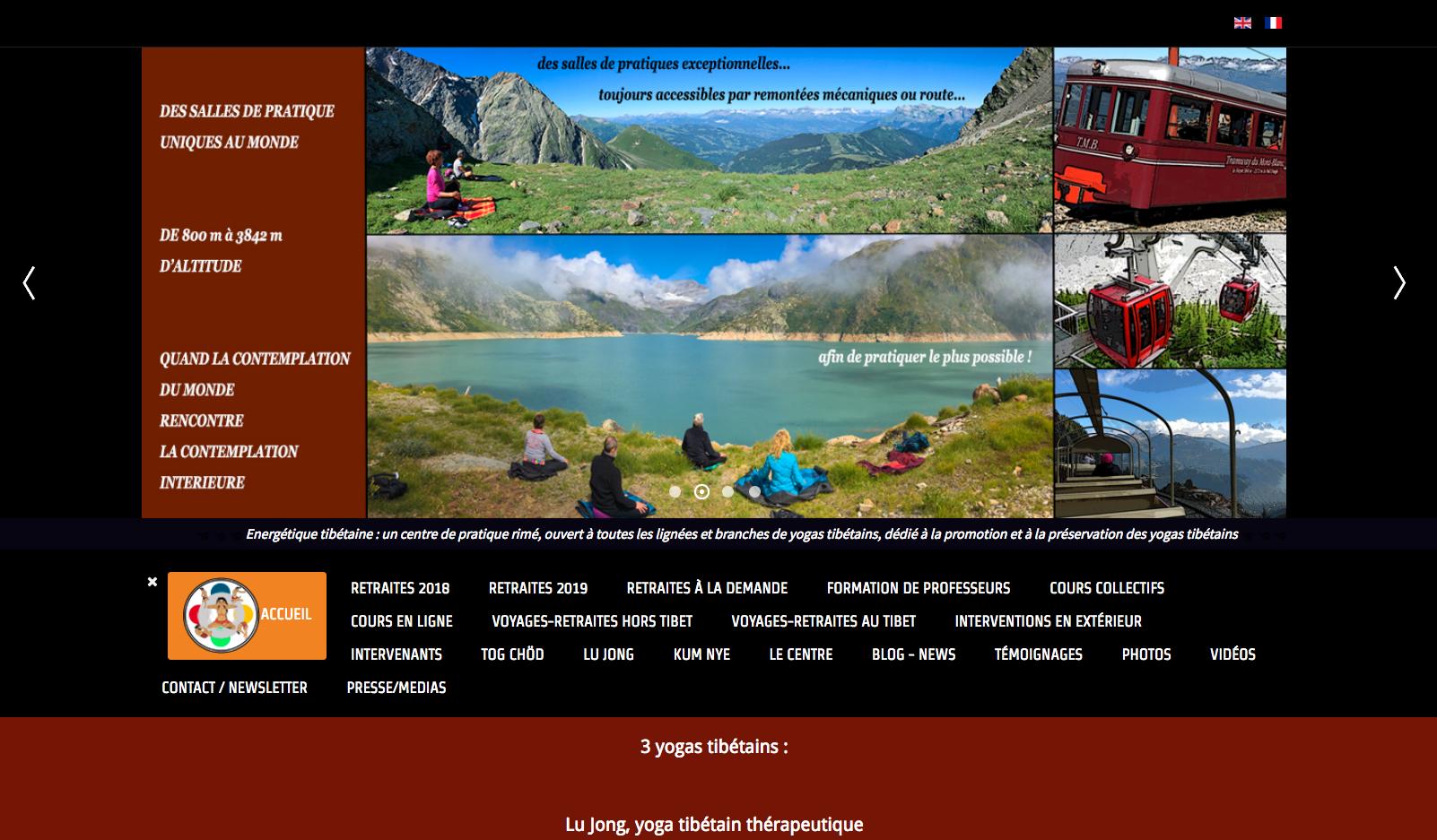Energétique Tibétaine