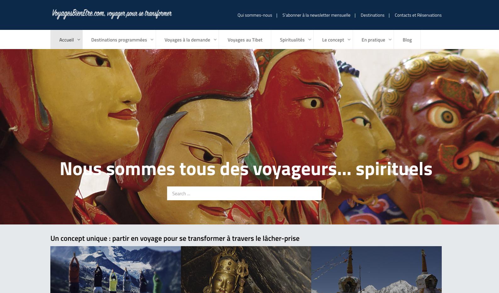 Voyages Bien-Etre