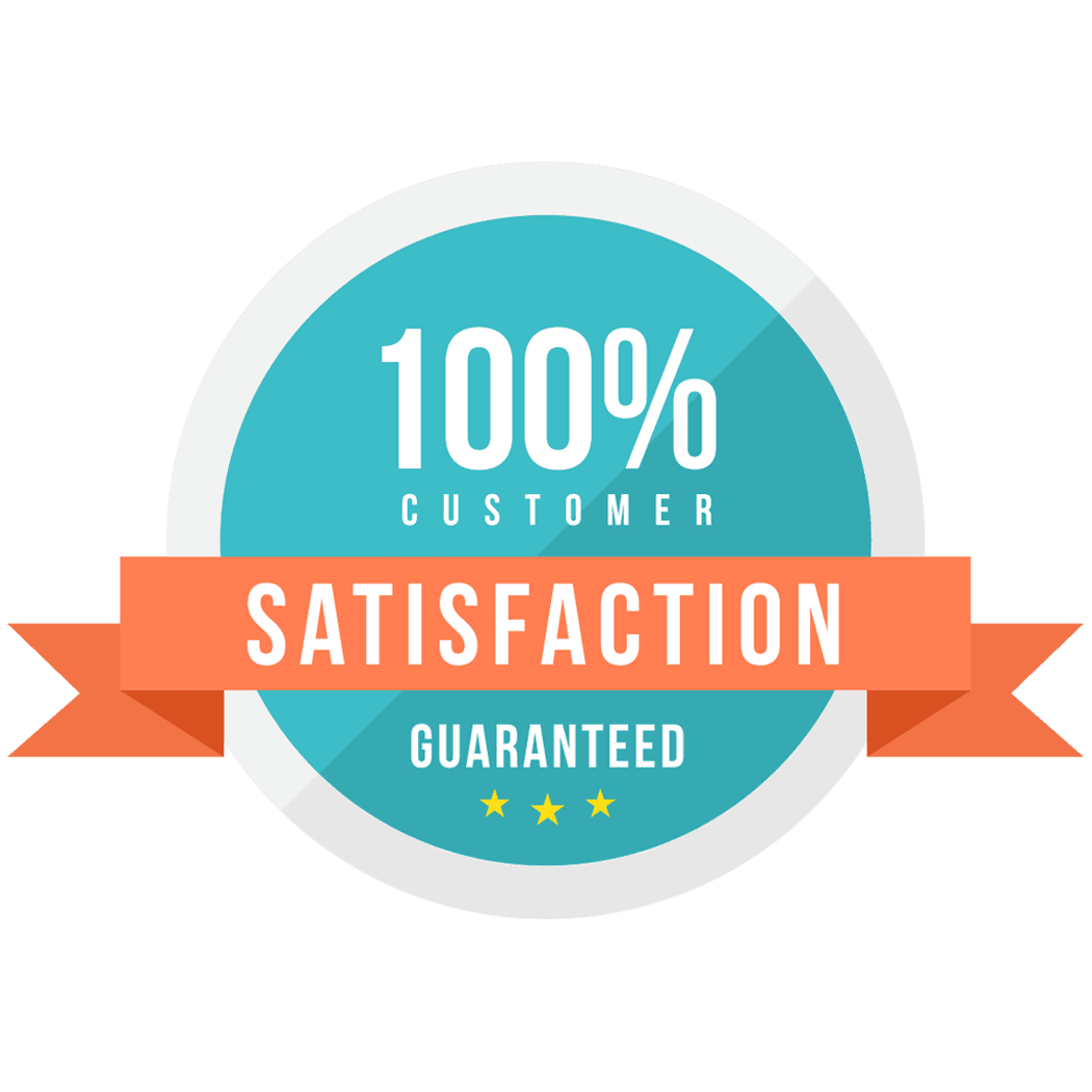 YOU'RE PROTECTED WITH OUR 100% RISK-FREE MONEY BACK GUARANTEE
