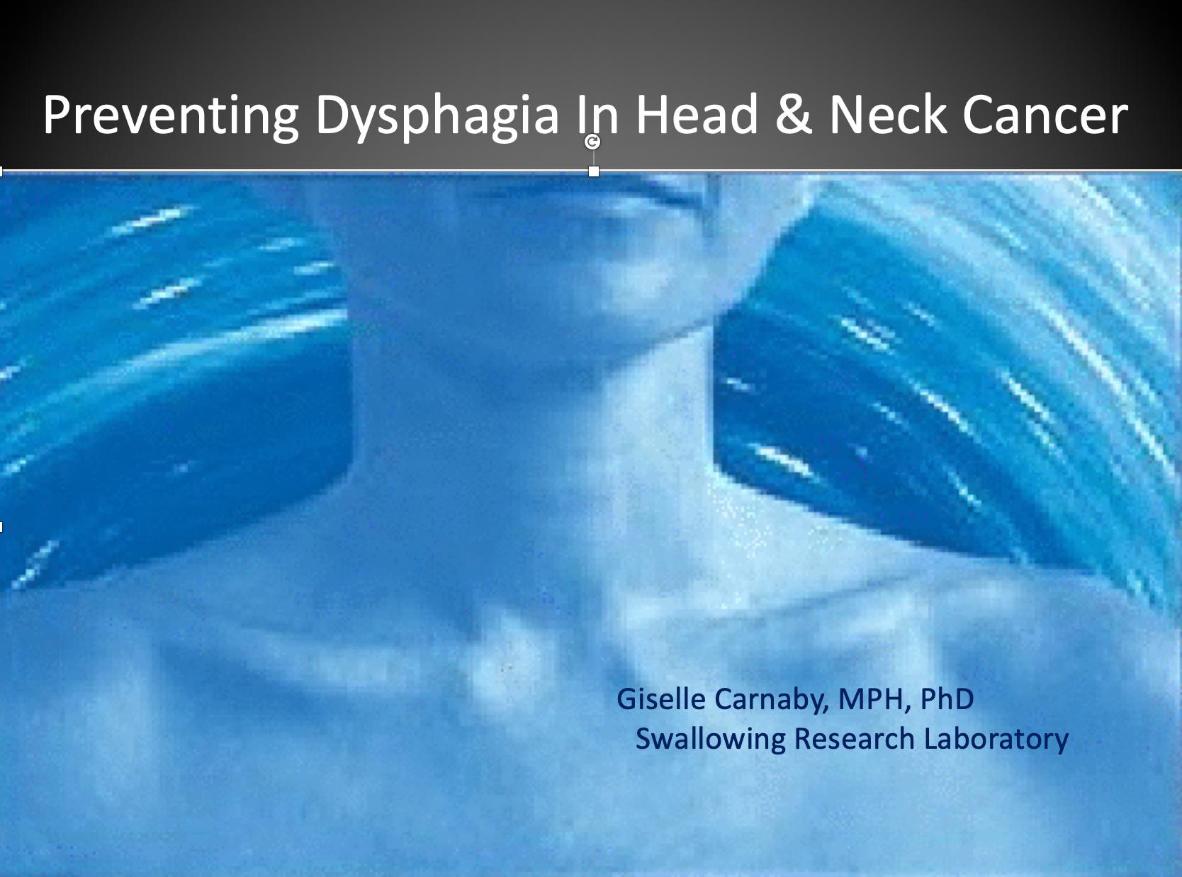 Pharyngocise