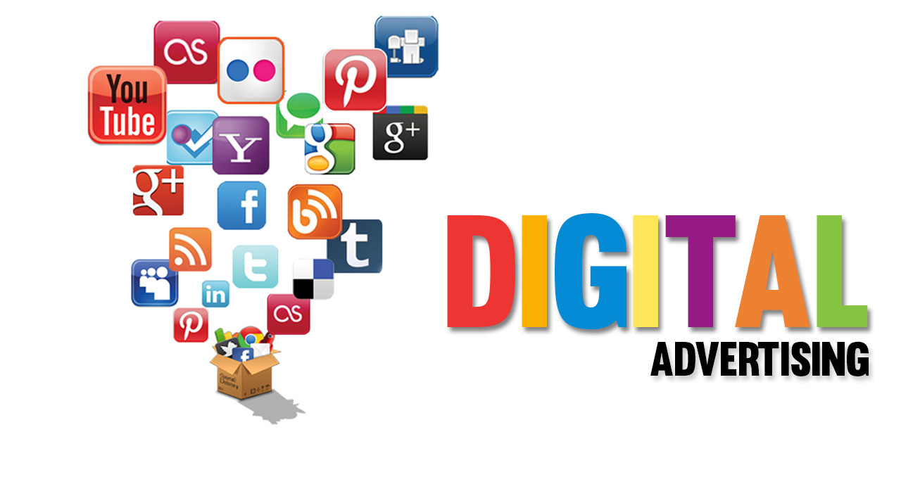 Digital, YouTube, Google+, FaceBook, LinkedIn and more