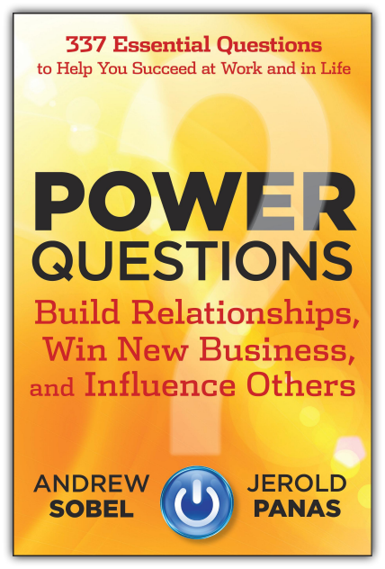 power questions andrew sobel