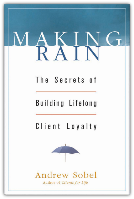 making rain andrew sobel