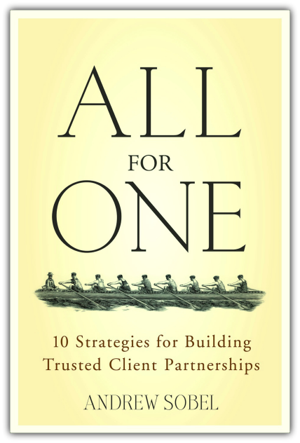 all for one andrew sobel