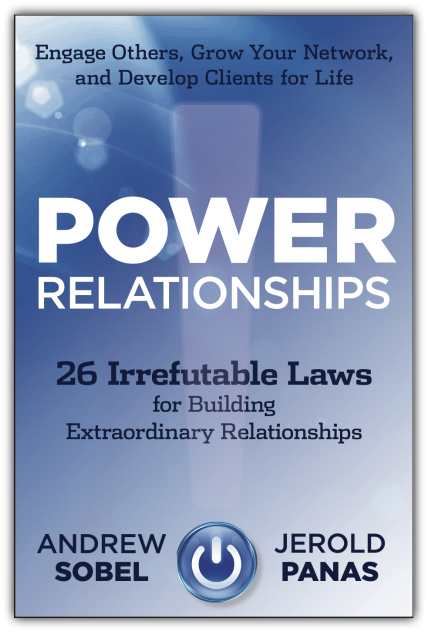 power relationships andrew sobel