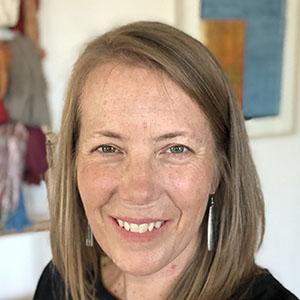 Liz Gipson - former Managing Editor of Handwoven, Yarnworker School of Weaving