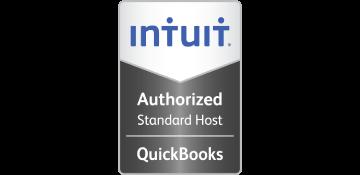 Intuit Authorized Standard Host Provider for QuickBooks Hosting