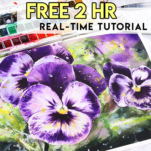 Join My Newsletter For A FREE 2 Hour Real-Time Tutorial!
