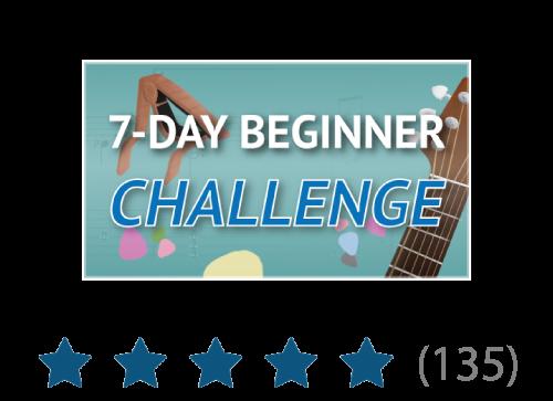 Free Mini-Course: 7-Day Beginner Challenge!