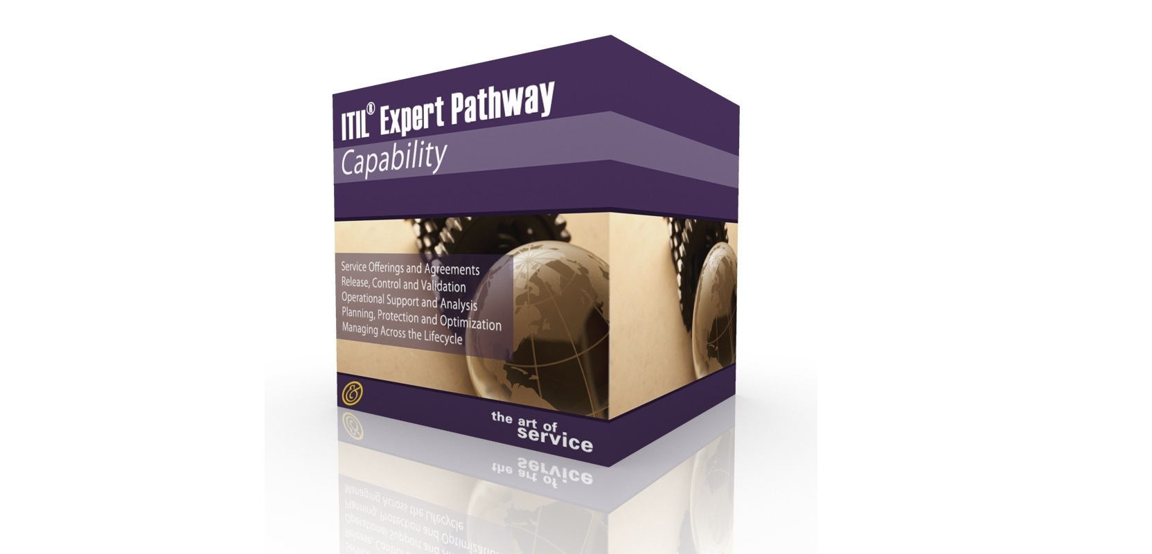 Itil Expert Capability Pathway Including Exam Preparation Courses