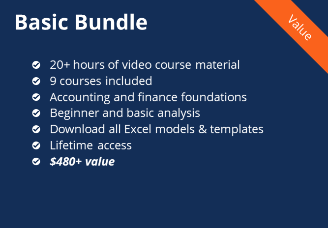 Basic Bundle Lifetime Access To 9 Courses And Certificates
