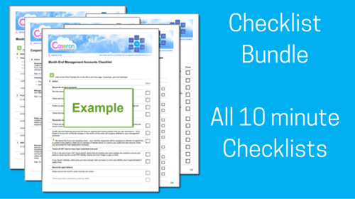 Checklist Bundle :: All Checklists