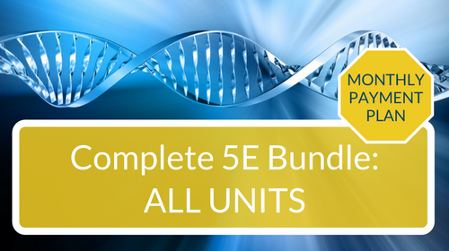 Complete 5E Lessons Bundle (12 month payment plan)