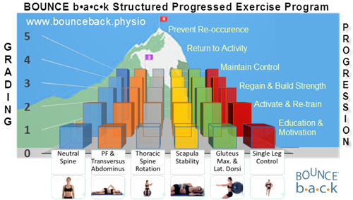 Exercise Rehabilitation using Physitrack (Bundle)