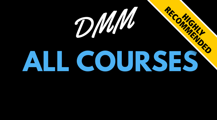 DMM All Courses Membership