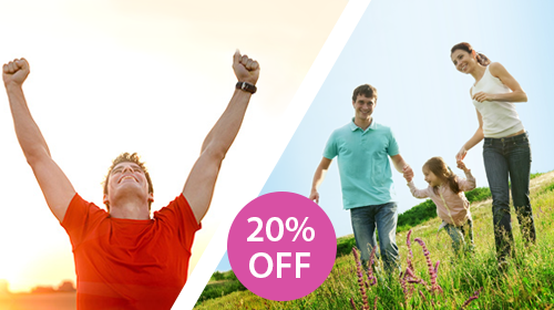 Addiction & Depression - buy both courses together and SAVE £63.60