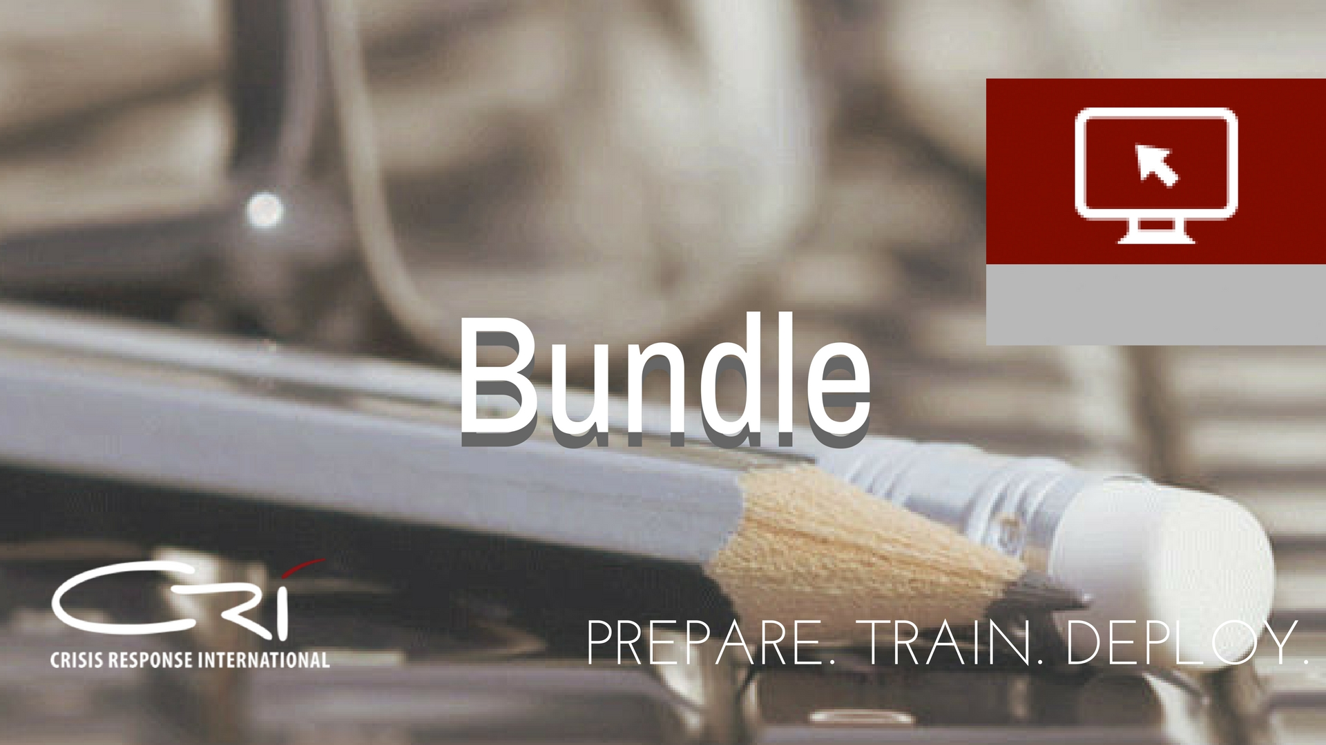 Comprehensive Crisis Responder Bundle-NO NEW ENROLLMENTES