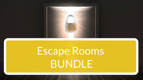 Science Escape Room Bundle