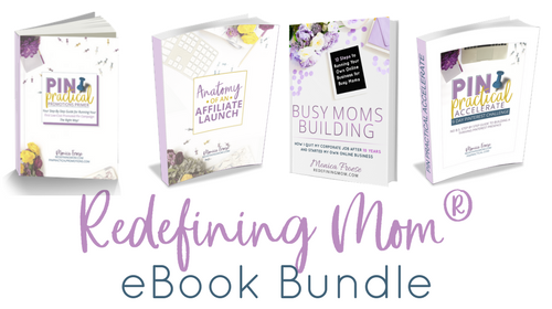Redefining Mom® eBook Bundle