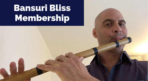 Bansuri Bliss Membership