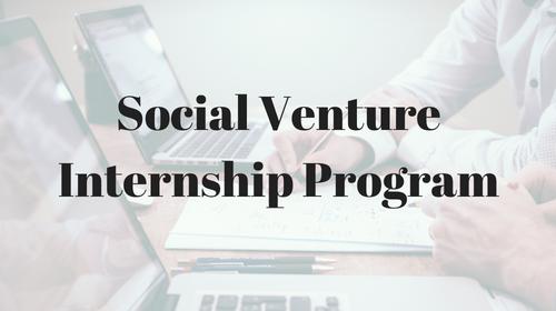 Social Venture Internship Program