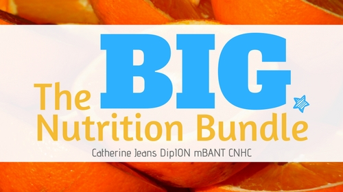 The BIG Nutrition Bundle