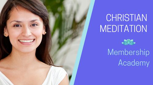 Christian Meditation Academy- Premium Membership