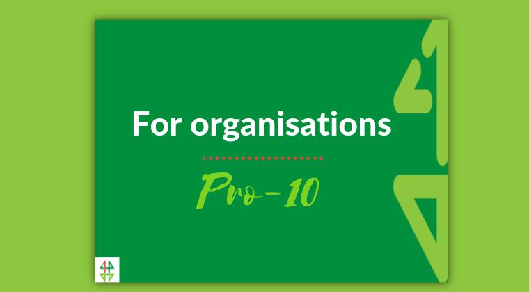 Pro-10 membership