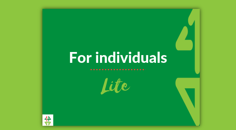 Lite membership