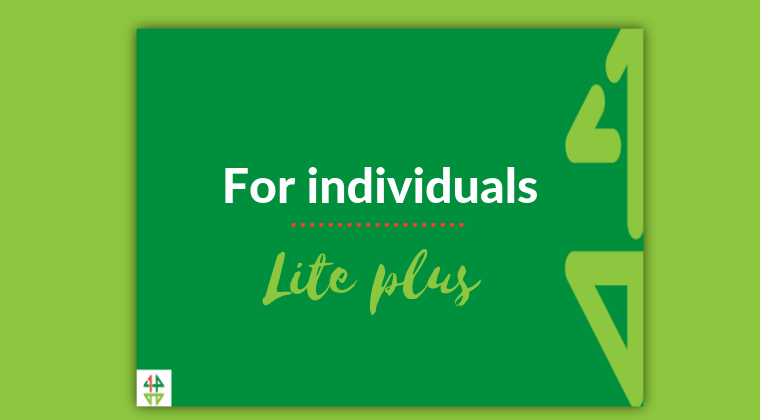 Lite plus membership