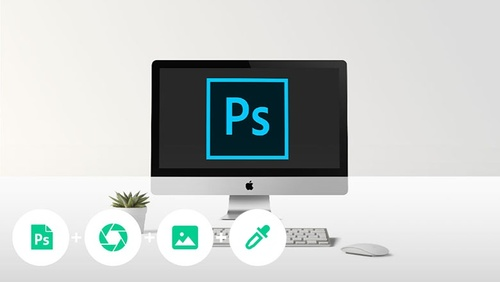 Adobe Photoshop Online Course
