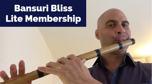 Bansuri Bliss Lite Membership