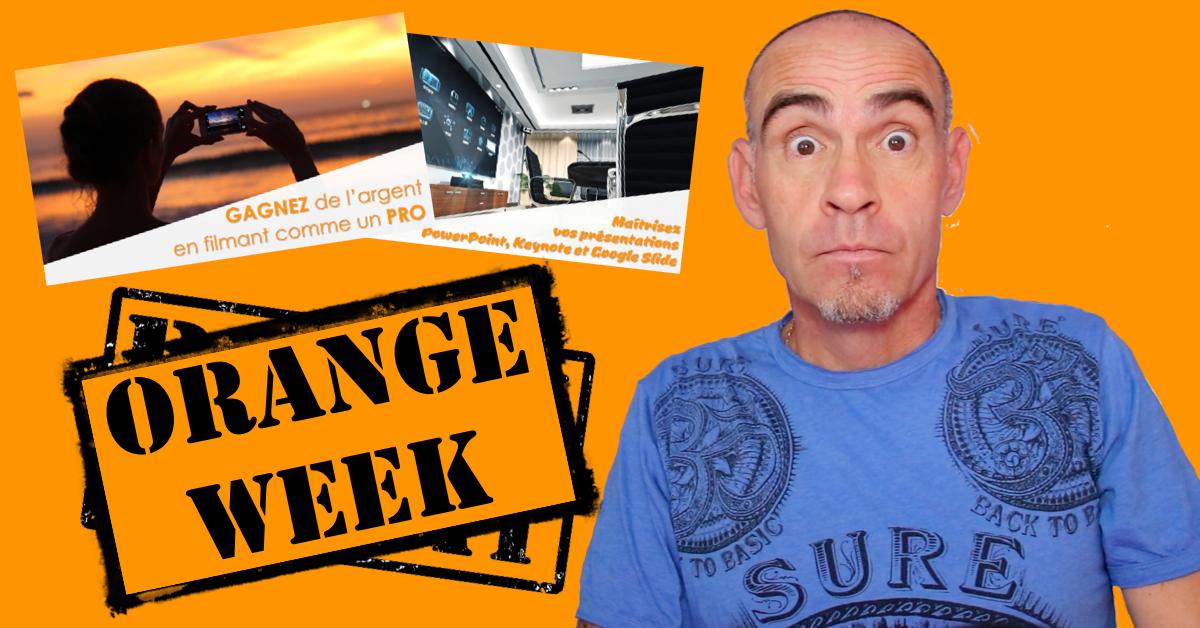 Offre Orange Week