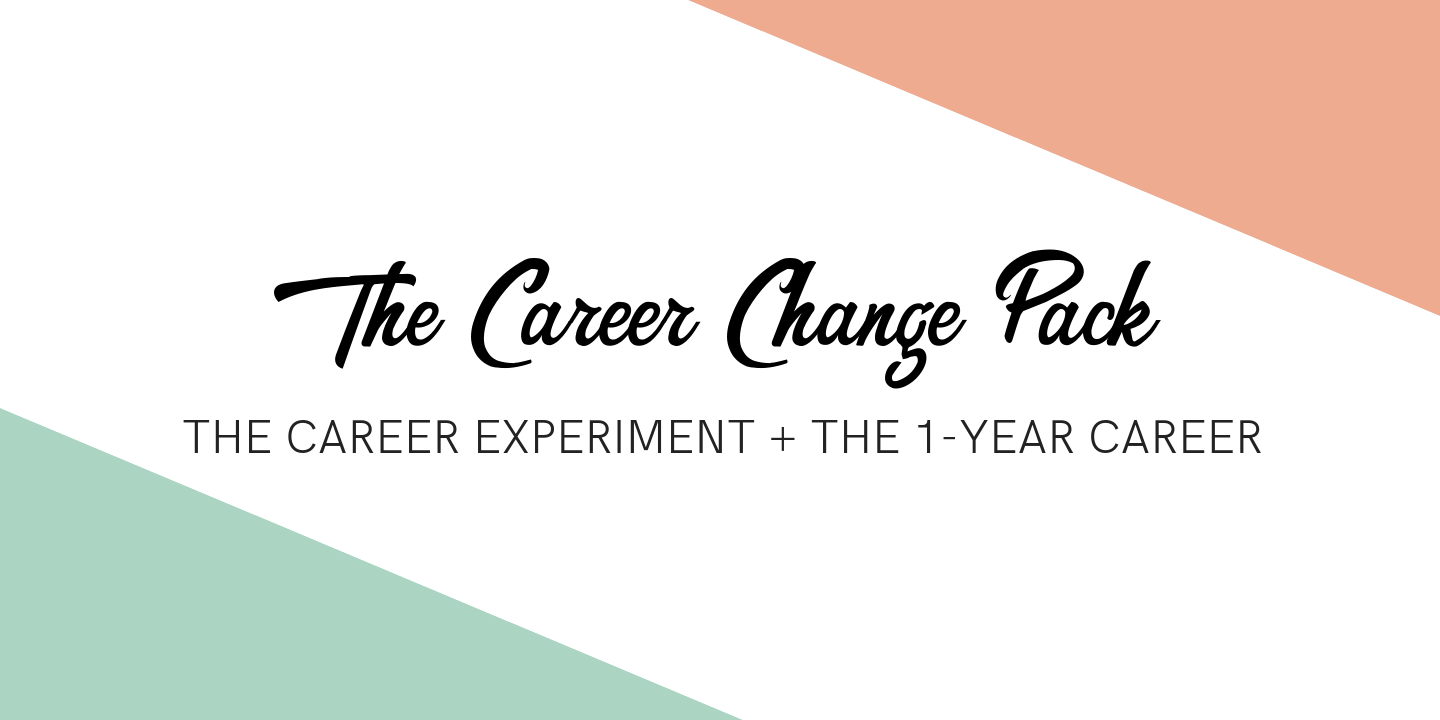 The Career Change Pack