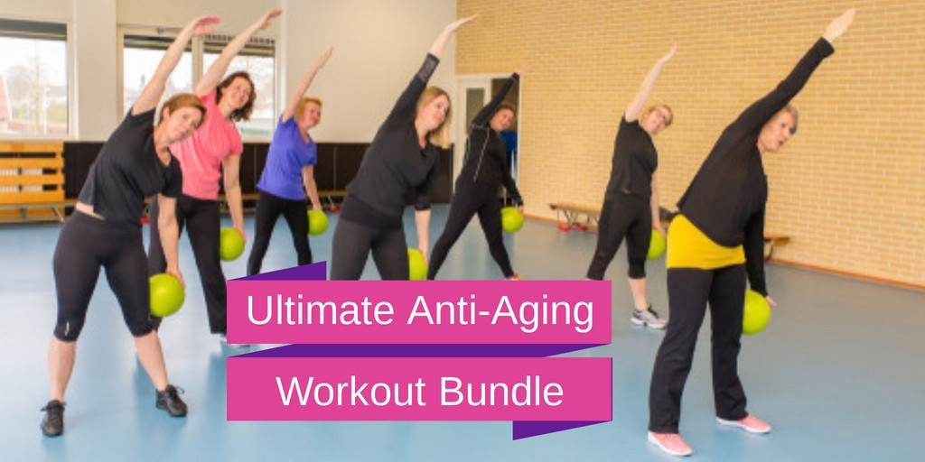 Ultimate Anti Aging Workout Bundle