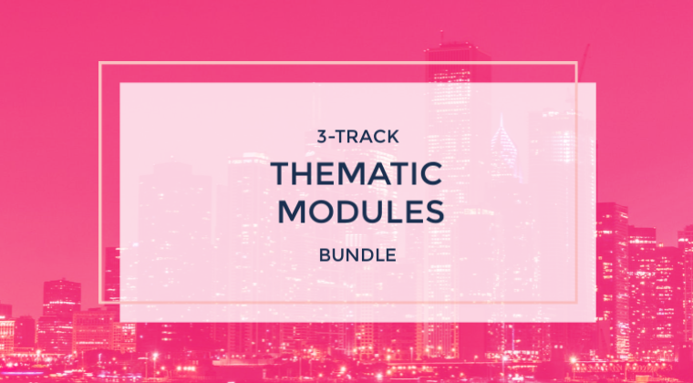 Bring It 3-Module Bundle