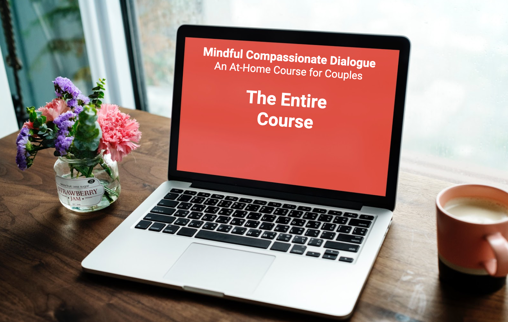 Mindful Compassionate Dialogue: An At Home Course for Couples
