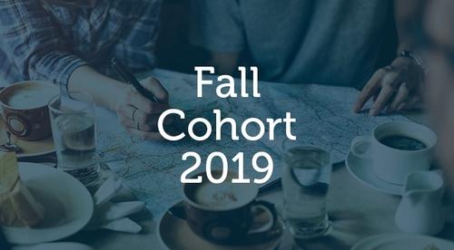 Fall Cohort 2018