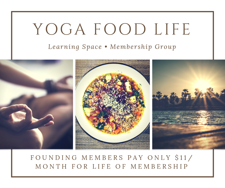 Yoga Food Life - Learning Space Membership