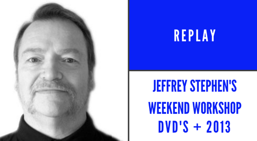 Jeffrey Stephens Weekend Workshop DVD + 2013