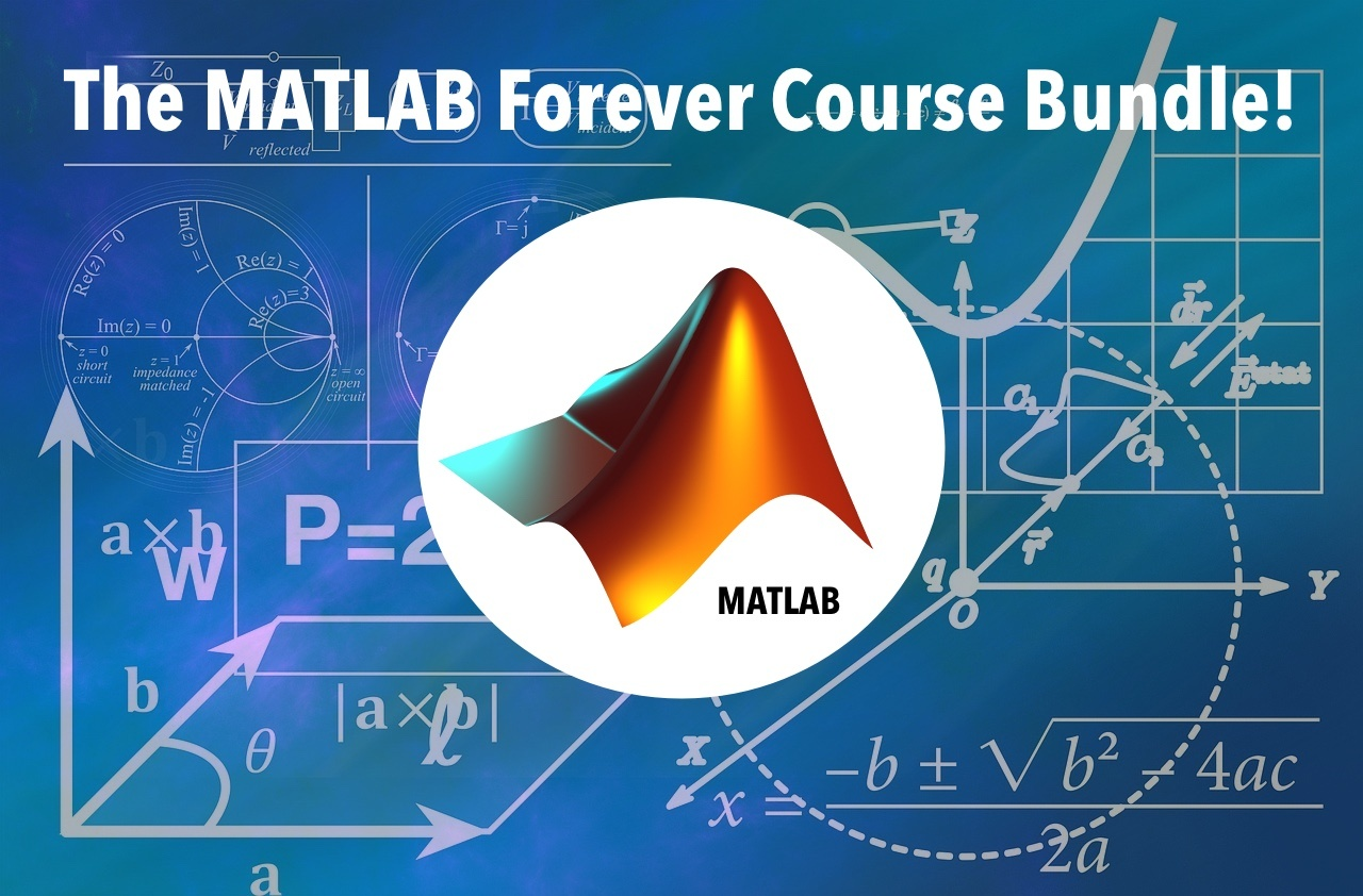 The MATLAB Forever Course Bundle!