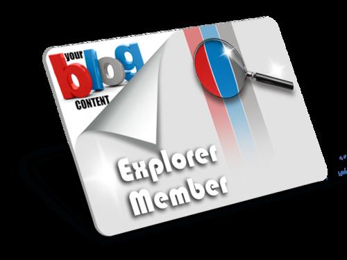 Explorer Membership