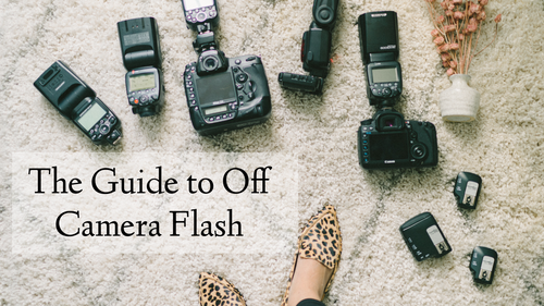 BUNDLE: Guide to Off Camera Flash PLUS FREE Instagram Course