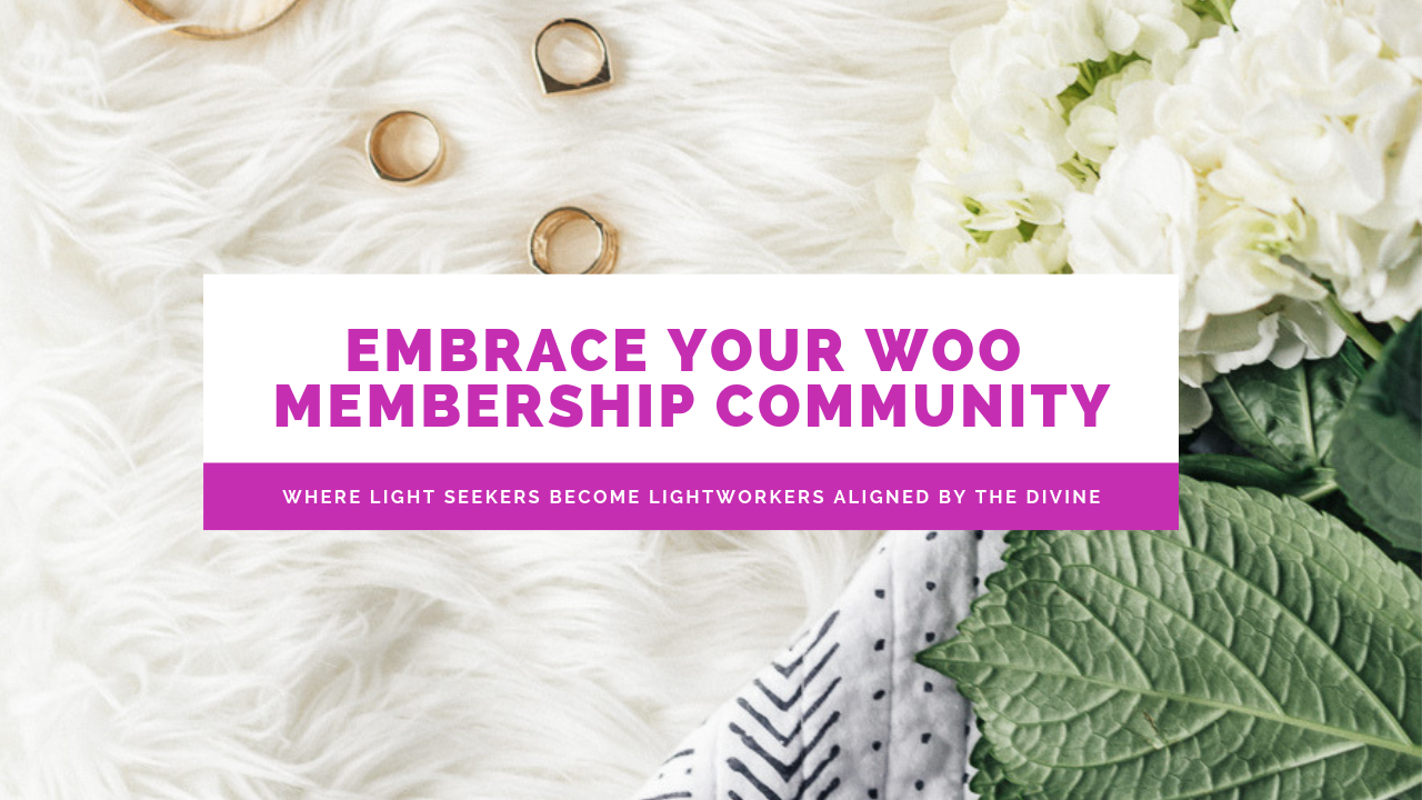 Embrace Your Woo Membership